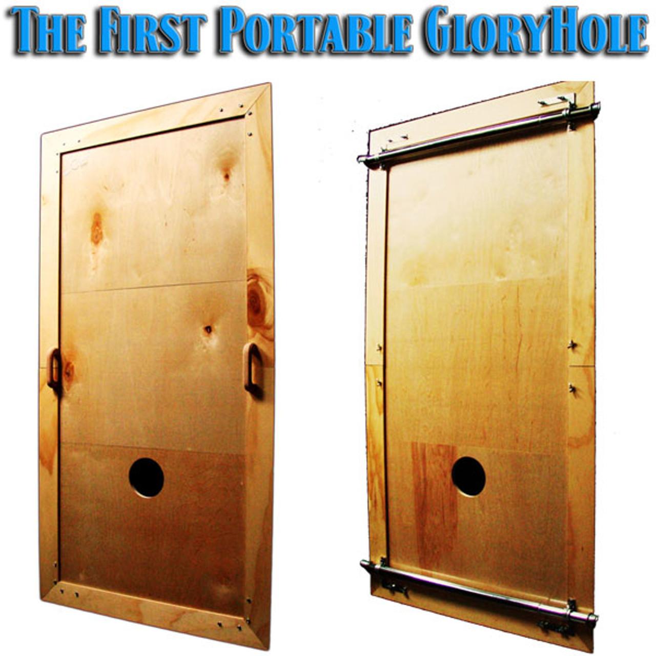 Porta glory hole