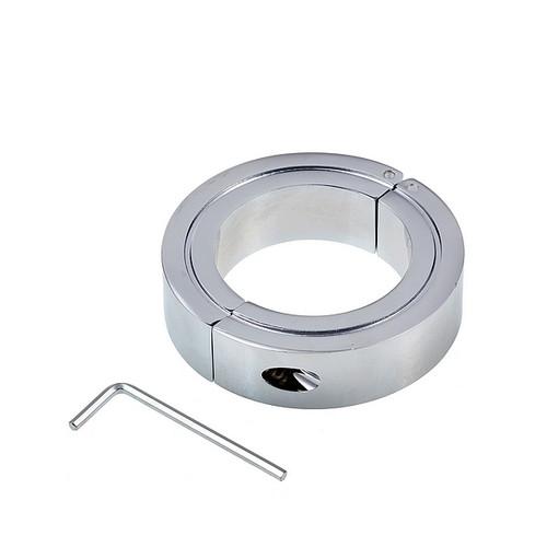 Master Series Locking Hinged CBT Penis Ring Medium