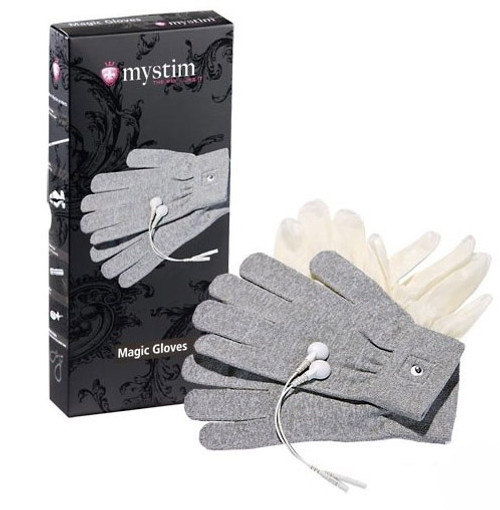 Mystim Magic Gloves Electro Conductive Gloves