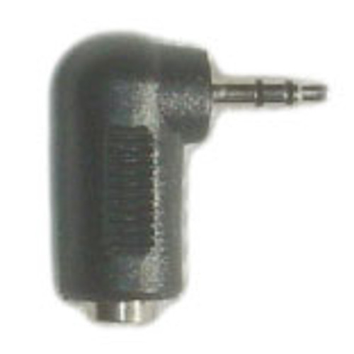Right Angle 2.5mm to 2.5mm In Line Adapter for Rimba