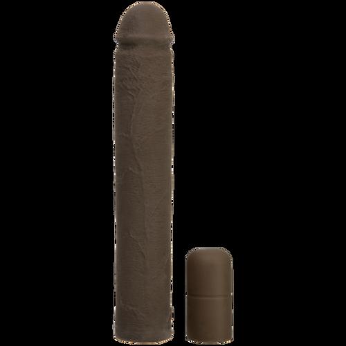 Xtend It Kit Realistic Penis Extension Black