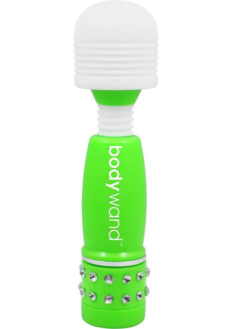 Bodywand Neon Edition Mini Massager Green