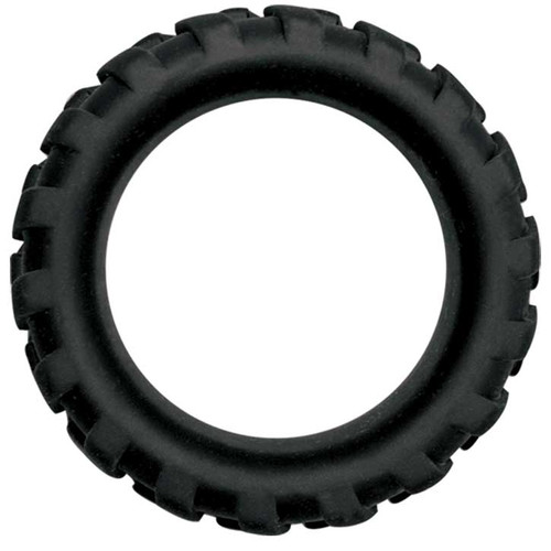 Nasstoys Mack Tuff Large Tire Love Ring Black