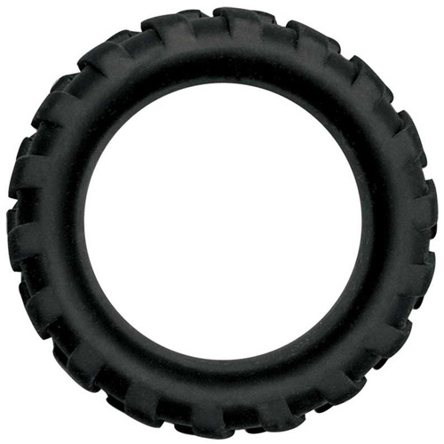 Nasstoys Mack Tuff Extra Large Tire Love Ring Black