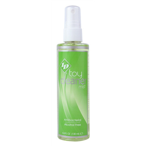 ID Lube Adult Toy Cleaner Antibacterial Alcohol-free Mist 4.4 oz