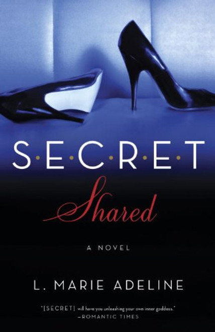 S.E.C.R.E.T. Shared: A SECRET Novel by L. Marie Adeline available at Dallas Novelty The hotly anticipated sequel to the erotic sensation S.E.C.R.E.T., where women's sexual fantasies become reality. In S∙E∙C∙R∙E∙T there is No judgment. No limits. No shame. A hot new erotica series for readers of 50 Shades and Sylvia Day style books. Still wounded from a recent heartbreak over her boss and lover, Will, Cassie Robichaud throws herself into service with S.E.C.R.E.T., the mysterious organization that changed her forever by bringing her deepest sexual fantasies to life, one step at a time. Now, it's Cassie's turn to guide the group's newest candidate, Dauphine Mason, recruiting men to execute a new set of fantasies. At thirty-one, Dauphine is the proprietor of a New Orleans vintage clothing store. She's been harboring a crush on Mark Drury, a local rock star, but is too shy to put herself out there with him. She turns to S.E.C.R.E.T. to reignite her sexual flame and find the confidence to risk her heart again with another man.