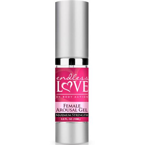Body Action Endless Love Female Arousal Gel Maximum Strength .5 oz