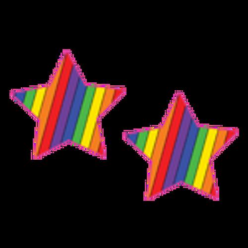Pastease Basic Rainbow Star Shaped Pasties