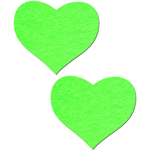 Pastease Sweety Glow in the Dark Heart Shaped Pasties