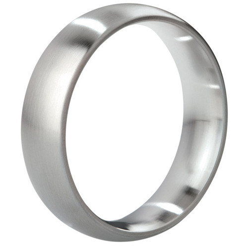Mystim His Ringness The Earl Stainless Steel Cock Ring 48mm