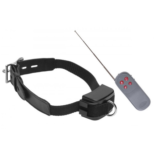 Buy the Master Series Jolt Puppy Trainer Multifunction Remote Control Adjustable E-Stimulation Electro Shock Collar electrosex estim - XR Brands