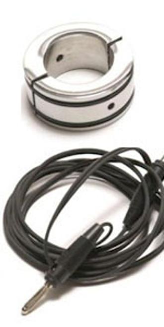 Rimba Bi-Polar Electro Ball Stretcher Cock Ring