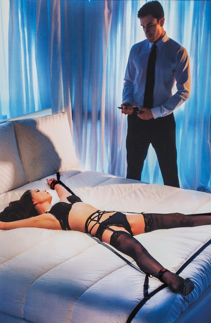 Scandal Over The Bed Cross Style  Restraint