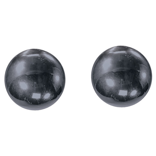 Nasstoys Nen-Wa Balls Mini Hematite Magnetic Erotic Exercisers