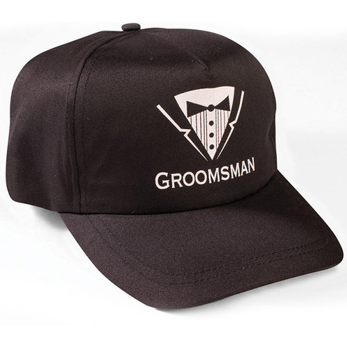 Forum Novelties Bachelor Party Hat The Groomsman