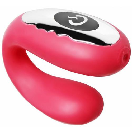 Inmi Ora 5-Function Oral Sex Enhancing Rechargeable Vibrator