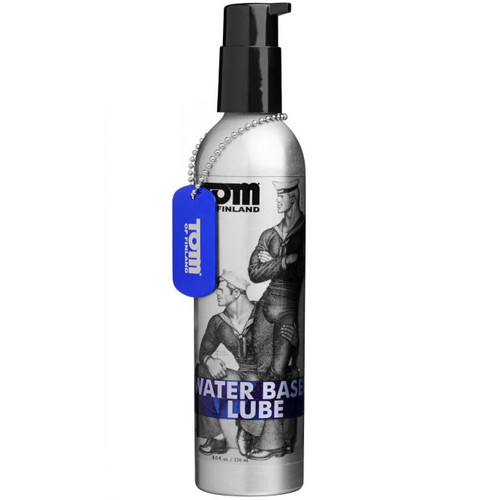 Tom of Finland Water-based Lubricant 8 oz