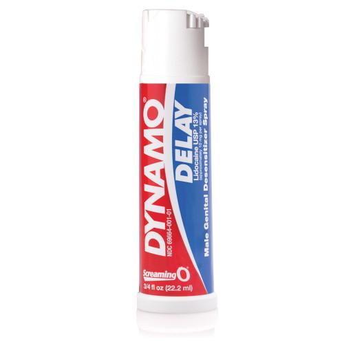 Screaming O Dynamo Delay Male Genital Desensitizer Spray