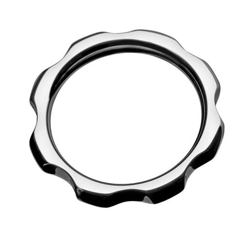 Master Series Gear Head 1.75 inch Metal Cock Ring