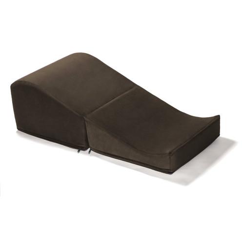 Liberator Flip Ramp Position Pillow Velvish Espresso