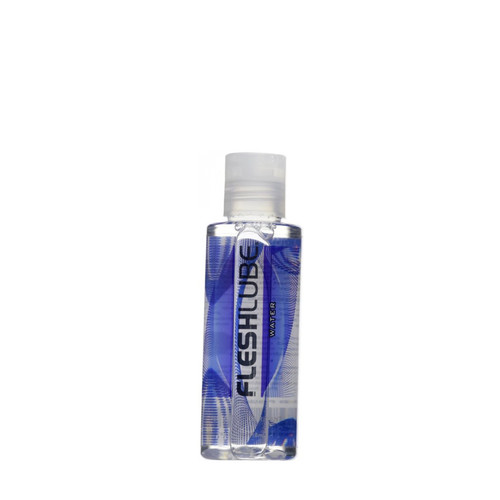 Buy the Fleshlube Water Water-based Lubricant Paraben-free USA made in 4 oz or 100 ml - Interactive Life Forms FleshLight