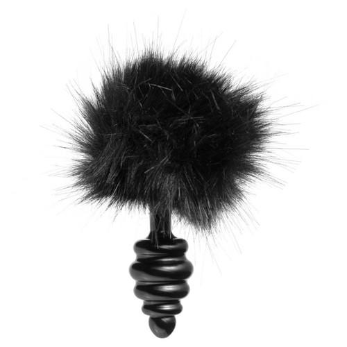 Frisky Bumble Bunny Faux Fur Tail Plug