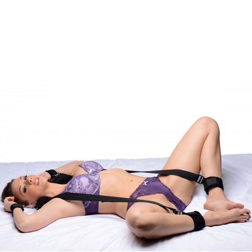 Frisky Deluxe Spread Me Positioning Aid with Cuffs