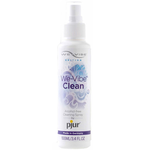 Buy the pjur Clean Alcohol-free Toy Cleaning Spray 3.4 oz - We-Vibe Standard Innovations wevibe