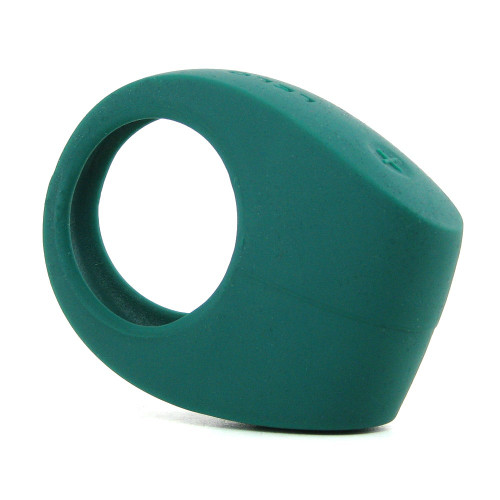 LELO TOR 2 Rechargeable 6-function Silicone Penis Ring Green