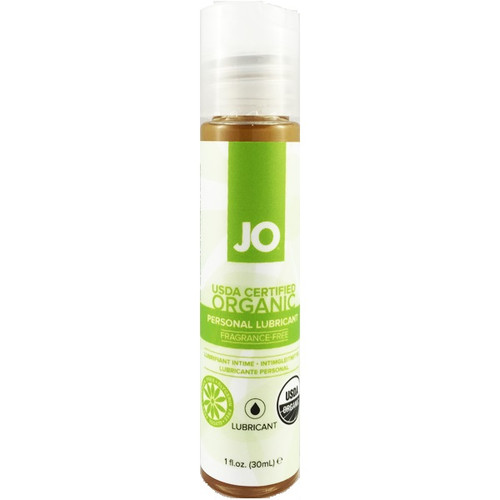 Buy the Organic Naturalove with Chamomile USDA Certified Water-based Lubricant 1 oz - System JO