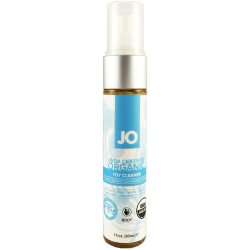System JO Organic Naturalove USDA Certified Toy Cleaner 1 oz