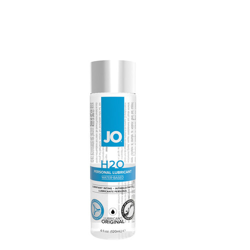Buy the H2O Water-based Personal Lubricant 4 oz - System JO