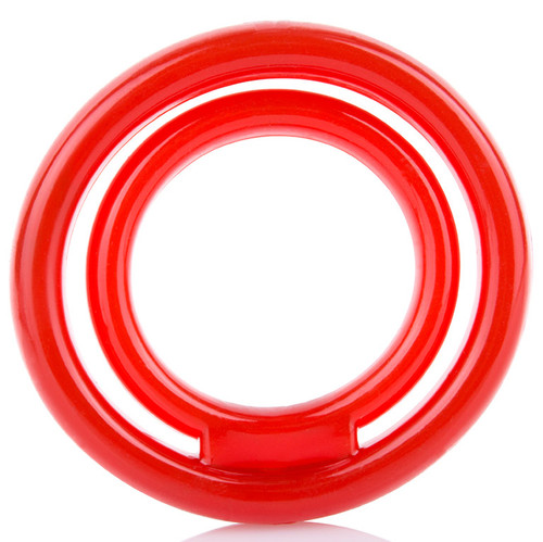 Screaming O RingO 2 Double C-Ring with Ball Sling Red