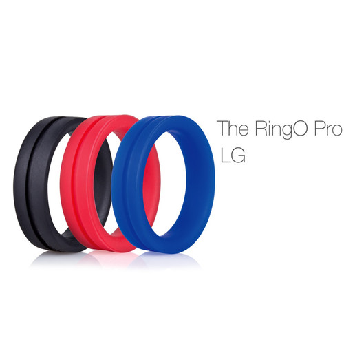 Screaming O RingO Pro Large Silicone Erection Enhancer Penis Ring