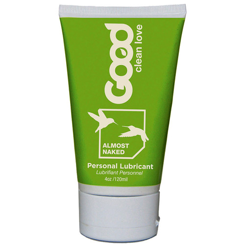 Good Clean Love Almost Naked 95% Organic Personal Lubricant 4 oz