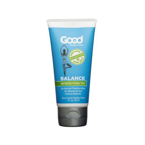 Good Clean Love Bio-Match Balance Moisturizing Wash 2 oz Tube