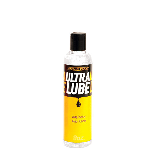 Doc Johnson Ultra Lube Water-Based Lubricant 8 oz