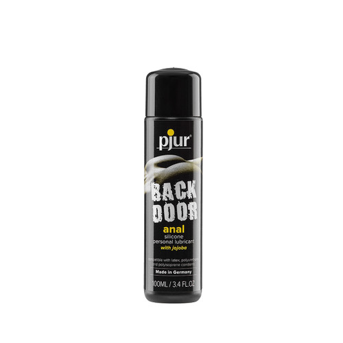 Buy Back Door Glide Silicone-based Anal Lubricant with jojoba 3.4 oz or 100 mL - pjur group made in Germany
