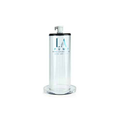 Buy the Female to Male FTM Clitoral Enlargement Cylinder 3 inch with AirLock Release Valve - LAPD LA Pump Distributing