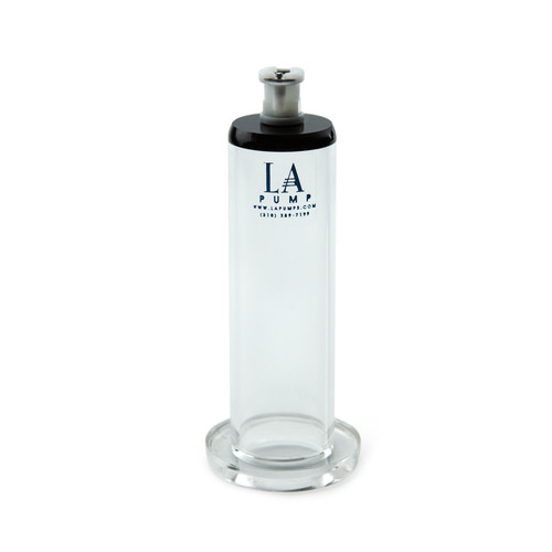 Buy the Female to Male FTM Clitoral Enlargement Cylinder 4 inch with AirLock Release Valve - LAPD LA Pump Distributing