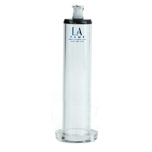 Buy the Female to Male FTM Clitoral Enlargement Cylinder 5 inch with AirLock Release Valve - LAPD LA Pump Distributing