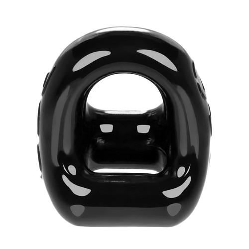 Buy 360 2-Way Cockring & Ballsling Black - OxBalls