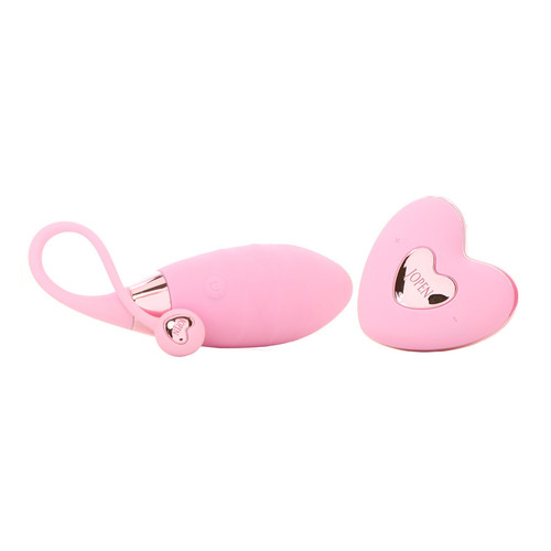 Buy the Remote Control 35-function Bullet Rechargeable Silicone Massager - Cal Exotics Jopen Amour