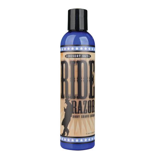 Sliquid Ride Razor Shave Cream Desert Sky 8.5 oz