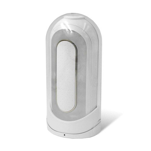 Buy the Flip 0 Zero Electronic Vibration 5-function Dual Motor Quad Texture Male Masturbator -  Tenga Made in Japan