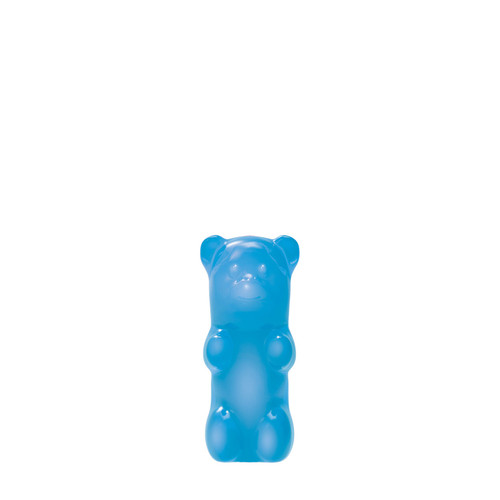 Buy the Bear 5-function Mini Vibe Blueberry Blue - Rock Candy Sex Toys