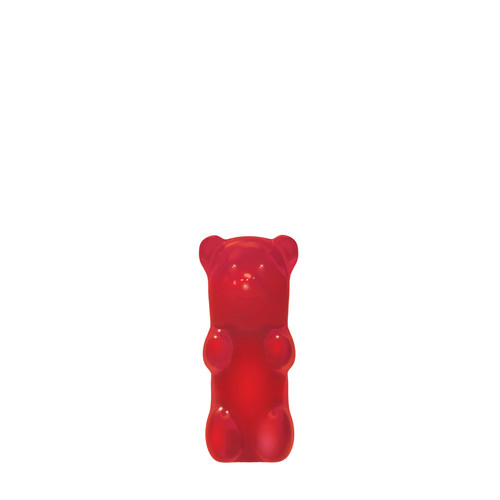 Buy the Bear 5-function Mini Vibe Cinnamon Red - Rock Candy Sex Toys
