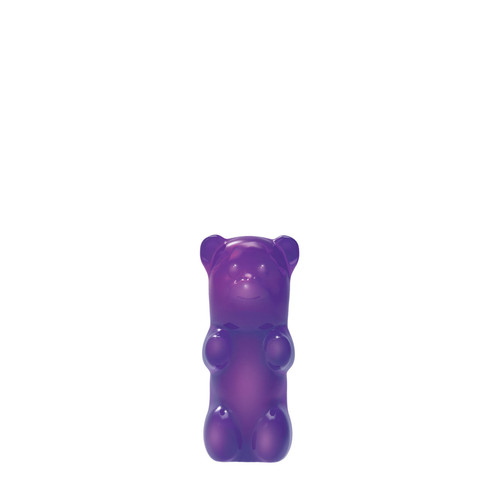 Buy the Bear 5-function Mini Vibe Jelly Bean Purple - Rock Candy Sex Toys