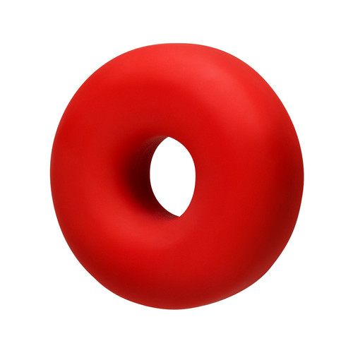 Buy the Big Ox Super Mega Stretch Silicone Plus C-Ring Red Ice -OxBalls