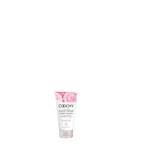 Buy the Coochy Frosted Cake Oh So Smooth Shave Cream 3.4 oz - Classic Brands